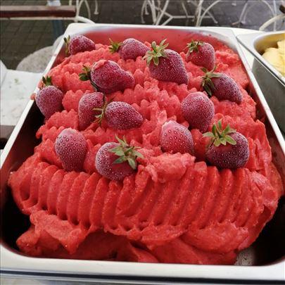 Kurs za pravljenje sladoleda
