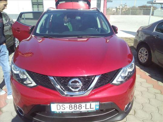 Nissan Qashqai Hecbek