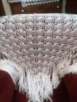 Unikatna marama- ogrtač