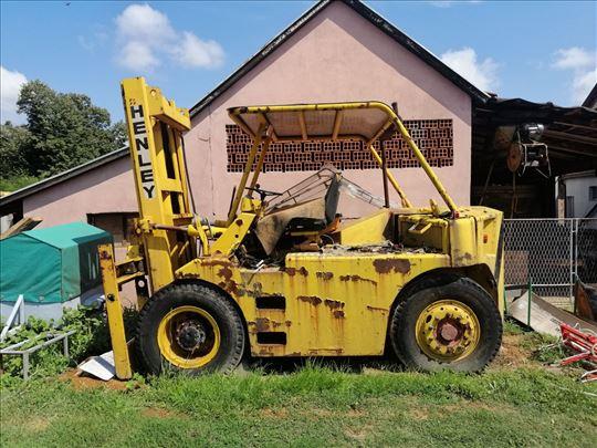 Viljuškar Ford Henley Nosivost 11.800 kg