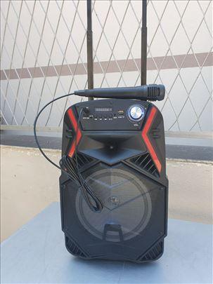 Zvucnik Karaoke bluetooth zvucnik JBK-0806