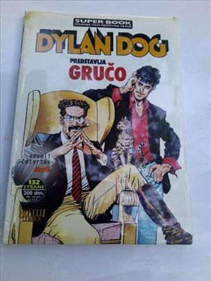 Dylan Dog - Super Book 2: predstavlja: Gručo