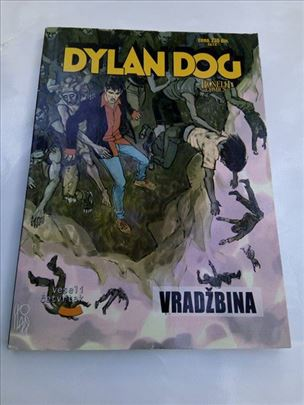 Dylan Dog VC br.88-Vradžbina