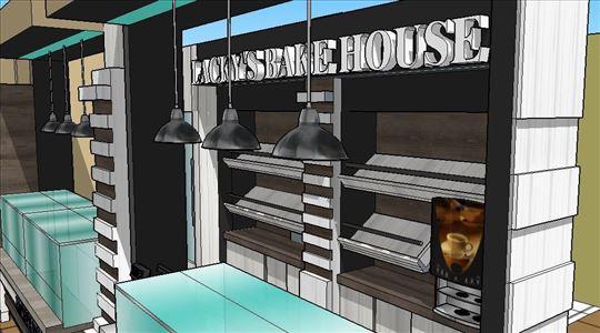 Projektovanje pekara i poslovno-stambeni objekati