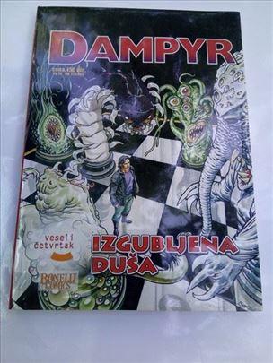 Dampyr VC br.12-Izgubljena duša