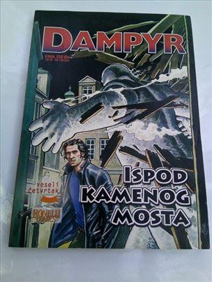 Dampyr VC br. 5 - Ispod kamenog mosta
