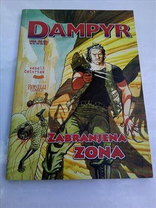 Dampyr VC br.7-Zabranjena zona