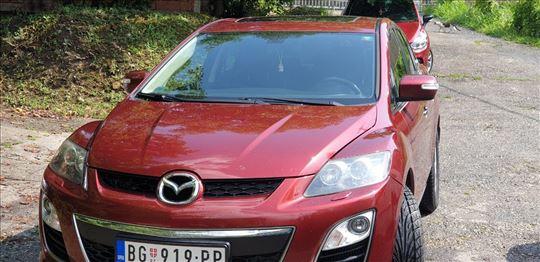 Mazda CX-7 Revolution top