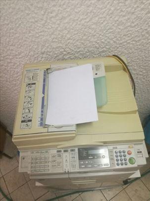 Ricoh Aficio 1080 fotokopir i štampač na prodaju
