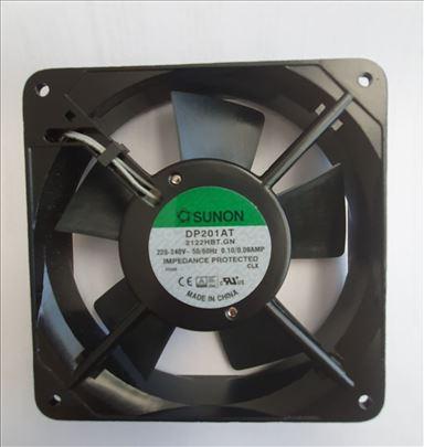 Sunon novi ventilatori 220V  na više kom popust