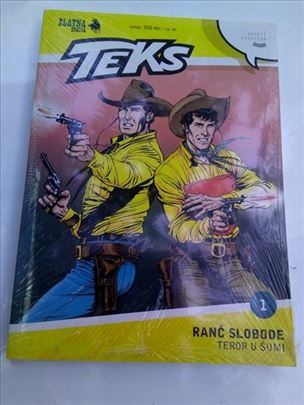 Tex ZSVC br.1 Ranč slobode - Teror u šumi