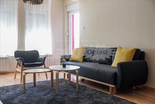 Tamiš Kapija Apartman 65m2 +25m2, potpuno nov, lux