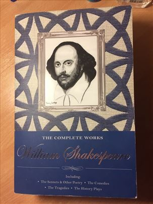 """""""The complete works - William Shakespeare"""""""