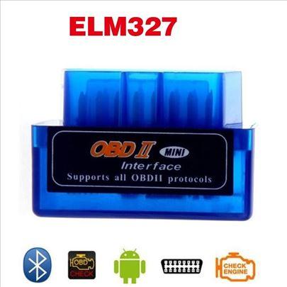 Mini ELM327 2.1V Bluetooth auto dijagnostika