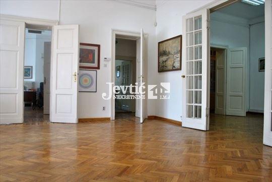 Salonski stan idealan za PP, Kneza Miloša, 175m2