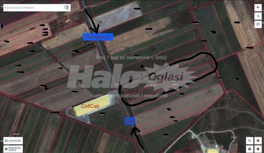 Poljoprivredno zemljiste 2Ha
