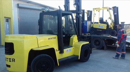 Hyster viljuškar 7000 kg nosivosti , BROJ 85