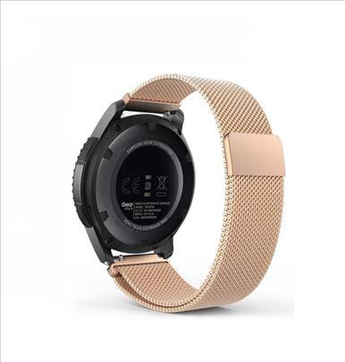 Samsung Galaxy Watch 42mm R810 pink narukvica panc