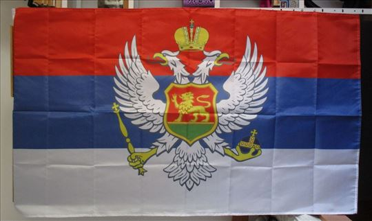 Zastava Kraljevina Crna Gora