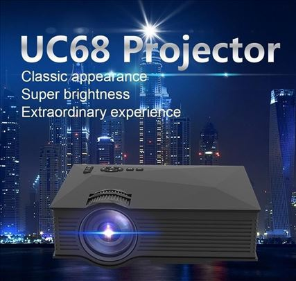 Led projektor Unic 68 WiFi Novi Model