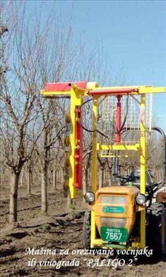 MIA - mašine za obradu vinograda i voćnjaka