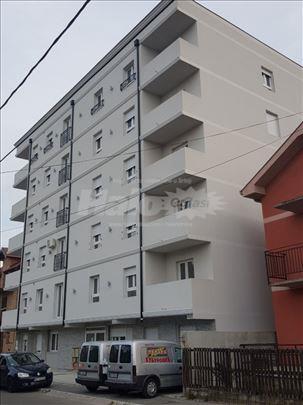 Novogradnja Borca, Lux stanovi