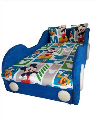 Kreveti za decu (gratis dušek)