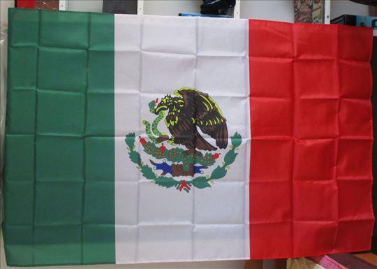 Zastava Meksiko