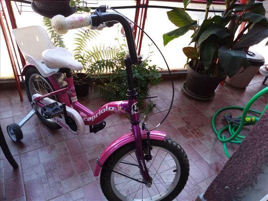 Capriolo bicikl deciji malo koriscen