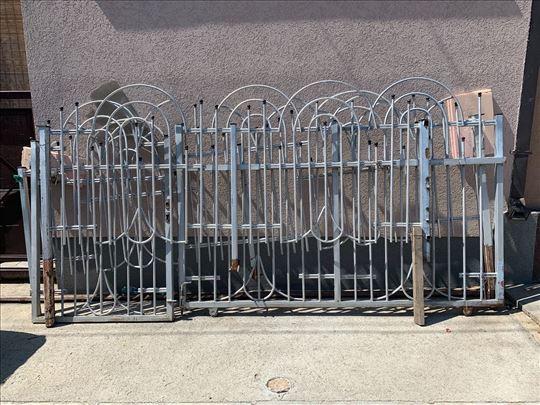 Prodajem kliznu ogradu-Vranje
