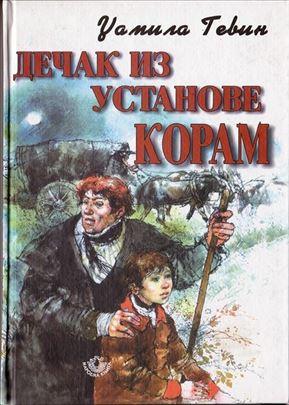 Dečak iz ustanove Koram
