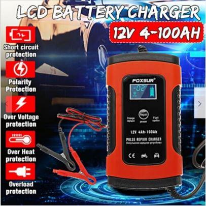Inteligentni punjač novih/reparator starih akumula