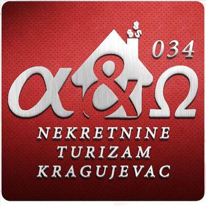 Kragujevac, Aerodrom, Stan, 1.0, 39,00m2