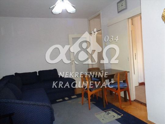Kragujevac, Centar, Stan, 1.0, 32,00m2