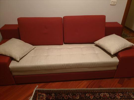 Krevet nekorišćen