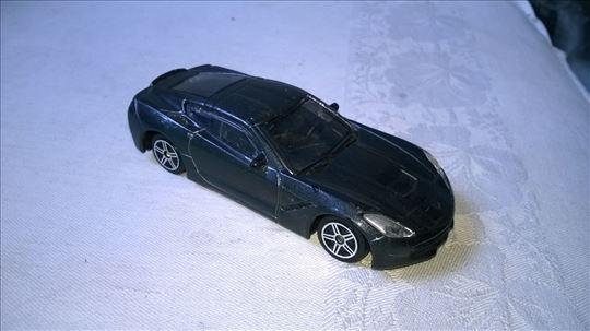 Burago Chevrolet Corvette Stingray 1:43,China,fali
