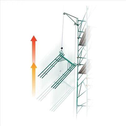 imer dizalica za skelu najbrža do 40mH 30m/min
