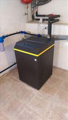 Toplotne pumpe - Ecobox