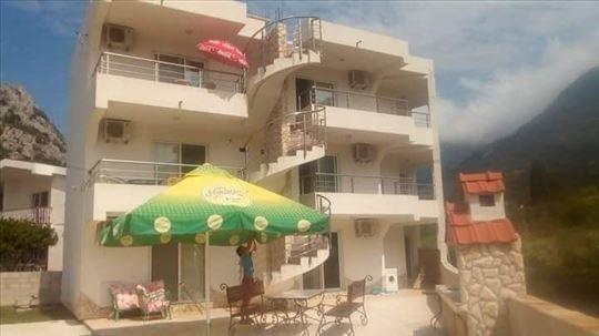 Crna Gora, Sutomore, apartman