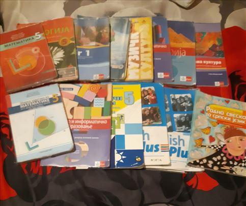 Knjige za 4, 5, 6. razred
