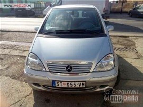 Mercedes-Benz A 160 Elegance classic long