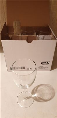 Ikea - fine čaše za vino