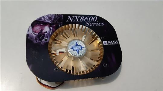 MSI Nx8600 Cooler za graficku