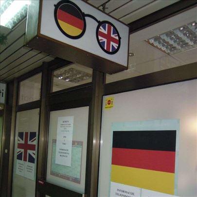 Nemački i engleski - kursevi i individualni časovi