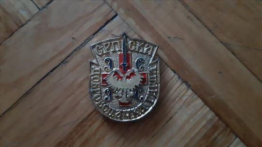 Srpska Dobrovoljacka Garda znacka