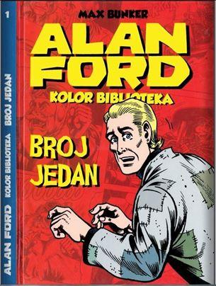 Stripovi Alan Ford skenirani, 450+ komada