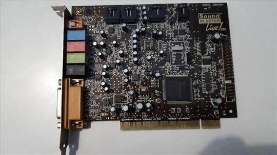 Zvucna karta Cretive Labs Sound Blaster