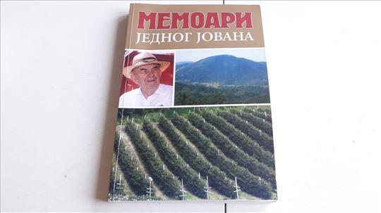 Jovan Radovanovic Memoari Retko posveta autora