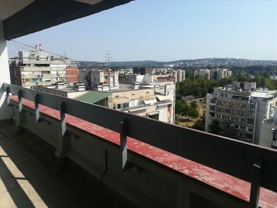 Novi Beograd - Blok 70-55m2 + terasa 30m2 ID#1419