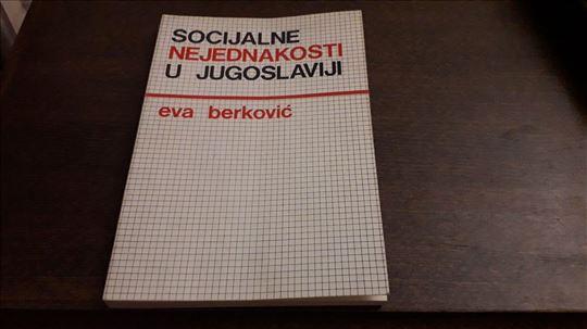 Socijalne nejednakosti u Jugoslaviji Eva Berkovic